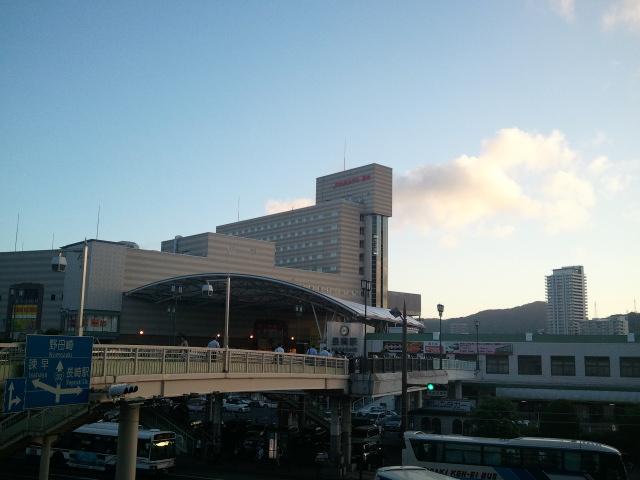 20140725長崎駅